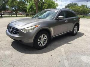 Seized engine/sold as is -  2009 Infiniti FX35