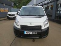 2014 Peugeot Expert 1200 2.0HDi 130ps L2H1 *Twin SLD*E/Pack* Diesel white Manual