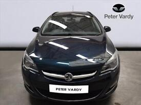 2013 VAUXHALL ASTRA DIESEL SPORTS TOURE