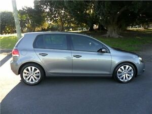 2011 Volkswagen Golf VI MY11 118TSI DSG Comfortline Grey 7 Speed Sports Automatic Dual Clutch Hamilton East Newcastle Area Preview