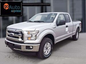 2017 Ford F-150 S/CAB 4X4. LOW KMS