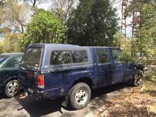 1994 Holden Rodeo Crew Cab - Dual Fuel. No RWC. Damaged Ignition Northcote Darebin Area Preview