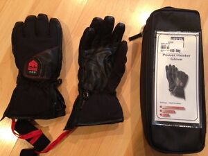 gants chauffants power heater glove hestra