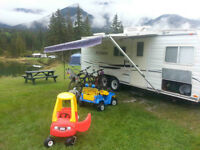 For Rent RV Camping Trailer, Daily and Weekly