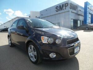 2016 Chevrolet Sonic LT, rem. start, sunroof, back up cam, 4G Wi