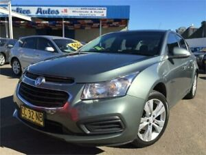 2015 Holden Cruze JH MY15 Equipe Grey 6 Speed Automatic Sedan Blacktown Blacktown Area Preview