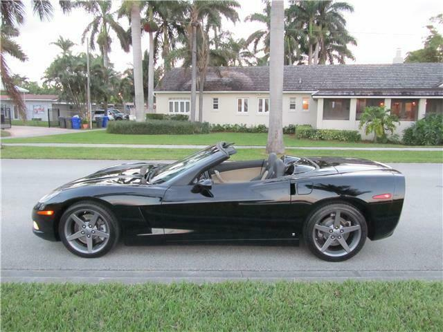 2007 Black Chevrolet Corvette   | C6 Corvette Photo 8