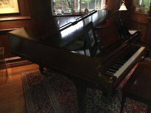 Grand Piano - Chickering & Sons (Steinway)