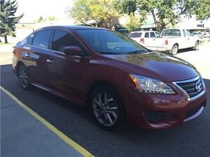 2014 NISSAN SENTRA RS FULLY LOADED NAV, BACK CAMERA