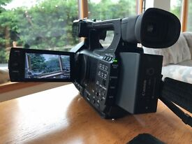 Canon XF100 compact HD Professional Camcorder