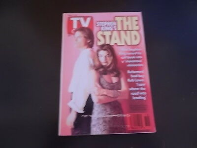 Stephen Kings The Stand  Rob Lowe   Tv Guide Magazine 1994