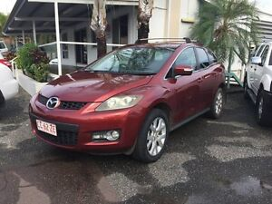2006 Mazda CX-7 4X4 Classic Maroon 6 Speed Auto Active Select Wagon Winnellie Darwin City Preview