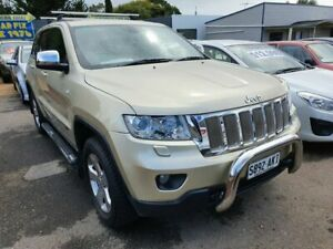 2011 Jeep Grand Cherokee WK MY2011 Laredo 5 Speed Sports Automatic Wagon Morphett Vale Morphett Vale Area Preview