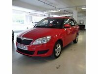 FINANCE AVAILABLE GOOD, BAD OR NO CREDIT**Skoda Fabia 1.6 TDI CR SE 5dr**
