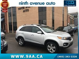 2013 Kia Sorento EX V6 AWD! LEATHER! SUNROOF!