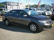 2012 Toyota Corolla ZRE152R MY11 Ascent Charcoal 4 Speed Automatic Sedan Heatherbrae Port Stephens Area Preview