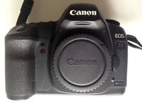 Selling my Canon 5d mark ii in excellent condition