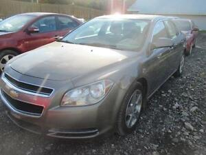 2010 Chevrolet Malibu LT Platinum Edition **HAIL DAMAGE**SALVAGE