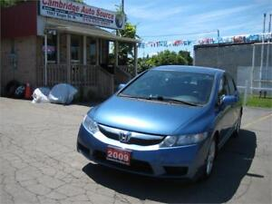 2009 Honda Civic Sedan Sport - SUNROOF - AUTOMATIC