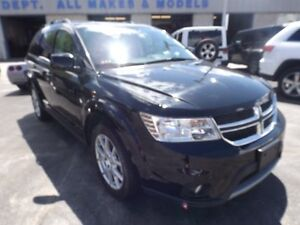 2016 Dodge Journey Limited SUNROOF DVD 7PASS