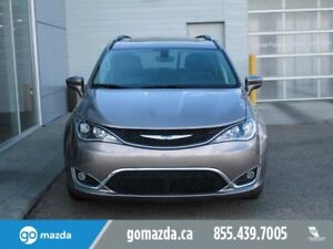 2017 Chrysler Pacifica TOURING L+ PANO ROOF LEATHER DVD TECH PKG