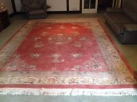 Beautiful Chinese Rug - Very Large 400cm x 300cm