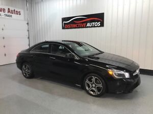 2016 Mercedes-Benz CLA250 4-MATIC LEATHER/NAVIGATION/LIKE NEW!!!