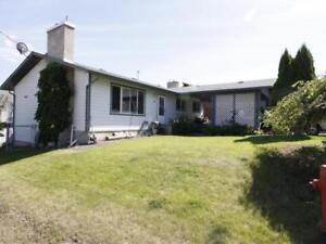3Bdrm, 3bthrm Rancher in Ashcroft with Basement some updates