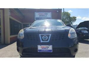2008 NISSAN ROGUE S ONLY 130K FOR $9,995!! WE FINANCE EVERYONE!
