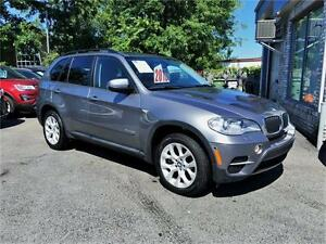 BMW X5 XDRIVE 35I W/NAVIGATION 2013 ULTRA CLEAN!!!
