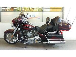 2013 Harley Davidson FLHTCUSE Screamin Eagle Ultra CVO w/ABS