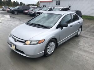 2007 Honda Berline Civic DX -