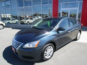 2015 NISSAN SENTRA SV PREMIUM PKG ALLOYS CAMERA HEATED SEATS ECO