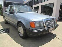 1987 Mercedes-Benz 300E WDB124 300E Silver Blue 4 Speed Automatic Sedan Birkdale Redland Area Preview