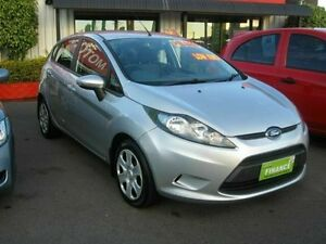 2008 Ford Fiesta Silver Automatic Hatchback Woodridge Logan Area Preview