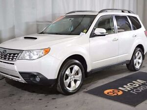 2012 Subaru Forester 2.5XT Limited