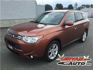 Mitsubishi Outlander GT AWD V6 Cuir Toit Ouvrant MAGS 2014