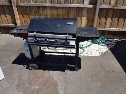Outback 4 burner BBQ