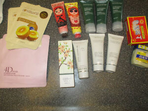 NEW 17-piece Chinese personal care product lot Kitchener / Waterloo Kitchener Area image 1