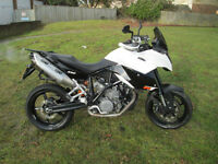 KTM 990 SUPERMOTO T SPORT TOURING MOTORCYCLE