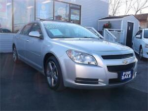 2009 CHEVROLET MALIBU LT * ONLY 153,000 KMS !!! SUNROOF *