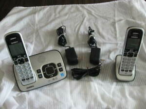 Cordless phones-Uniden & V-tech-like new - $ 40 and $ 30