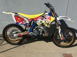 2005 SUZUKI RM250 - TRICKED OUT