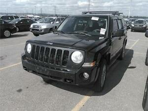 2008 JEEP PATRIOT SPORT **ONLY 134,000KM** 4 CYLINDER **