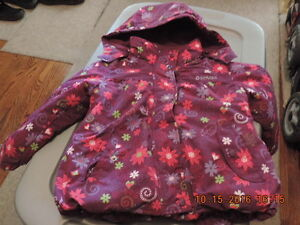 Girl's Size 4T Snow Suits & Coat London Ontario image 2