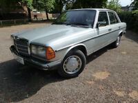 Classic 1983 Mercedes W123 for Sale