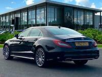 2017 Mercedes-Benz CLS Cls 220D Amg Line 4Dr 7G-Tronic Auto Saloon Diesel Automa