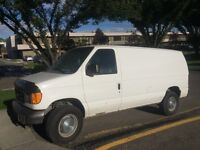 2006 Ford E-250 Extended Cargo
