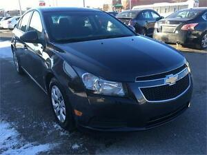 2014 Chevrolet Cruze 1.4L TURBO A/C AUTOMATIQUE 71,000KM AUTO