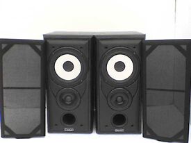 100W Mission 701 Stereo Speakers - Heathrow